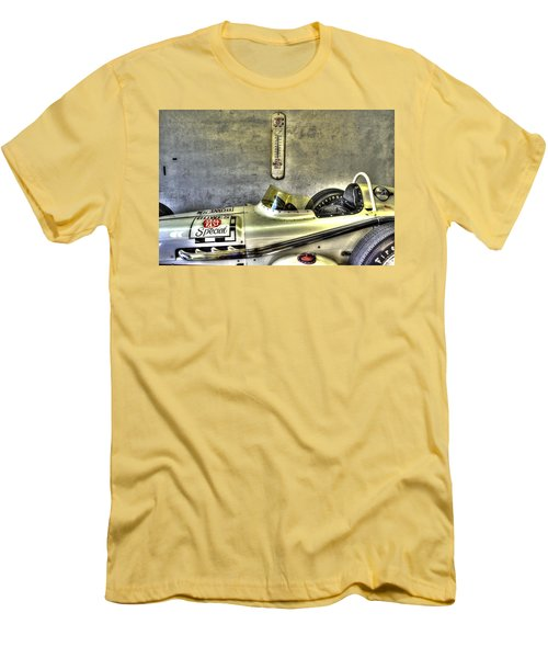 Aj Foyt 1961 Roadster Men's T-Shirt (Athletic Fit)