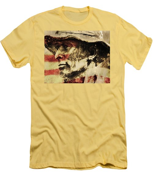 American Patriot Men's T-Shirt (Athletic Fit)