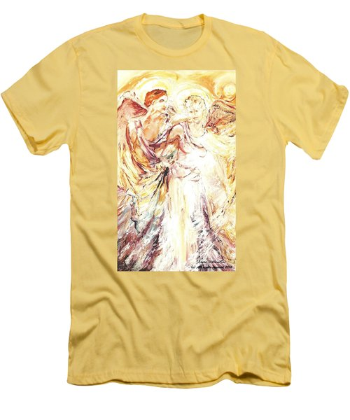 Angels Emerging Men's T-Shirt (Athletic Fit)