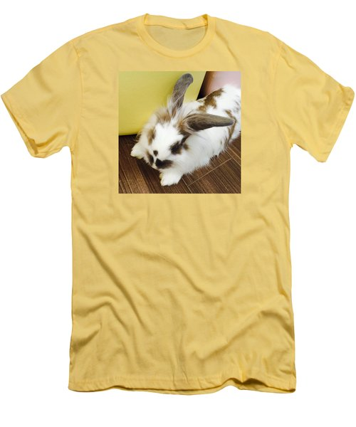 Animal Men's T-Shirt (Slim Fit) by Nao Yos