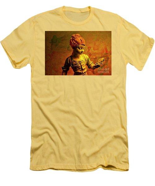 Anne Of Green Gables IIi Men's T-Shirt (Slim Fit) by Al Bourassa