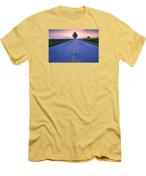 Another Gettysburg Morning Men's T-Shirt (Athletic Fit)