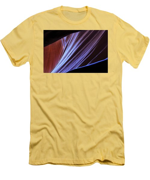 Antelope Canyon I Men's T-Shirt (Athletic Fit)