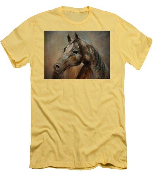 Apache Spirit I-2 Men's T-Shirt (Athletic Fit)