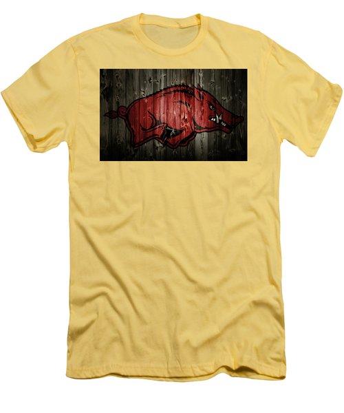 Arkansas Razorbacks 2b Men's T-Shirt (Athletic Fit)