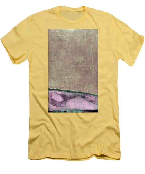 Art Print Abstract 94 Men's T-Shirt (Athletic Fit)