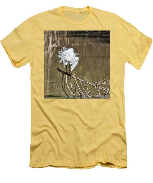 Fluff Time Men's T-Shirt (Athletic Fit)