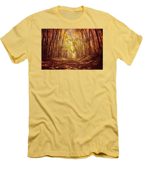 Aspen Road Men's T-Shirt (Athletic Fit)