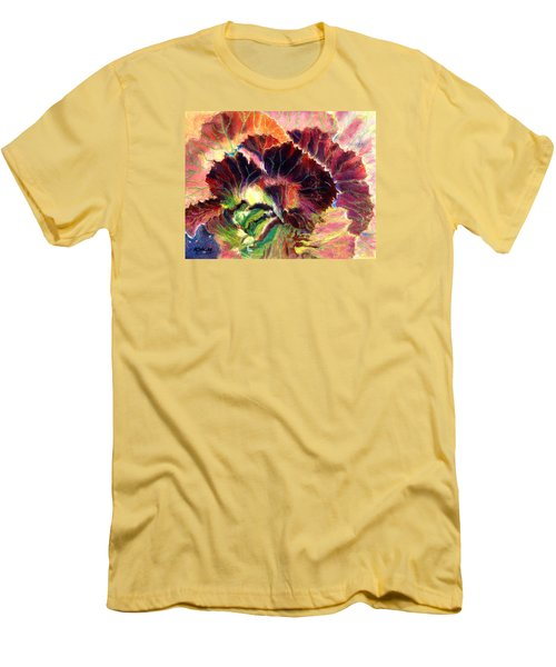 Astonishing Cabbage  Pastel Men's T-Shirt (Athletic Fit)