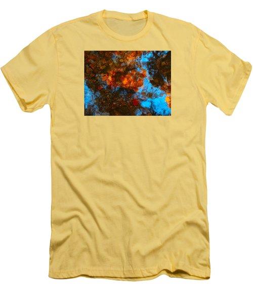 Autumn B 2015 35 Men's T-Shirt (Slim Fit) by George Ramos