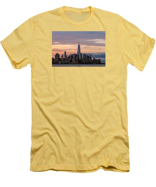 Avengers Assemble Men's T-Shirt (Athletic Fit)