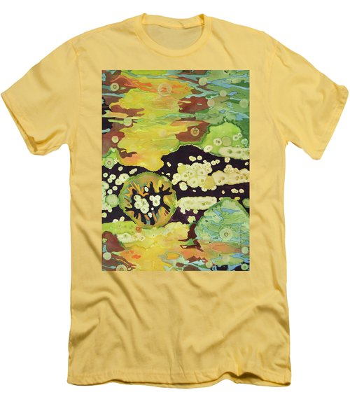 Awakening Men's T-Shirt (Slim Fit) by Lynda Hoffman-Snodgrass