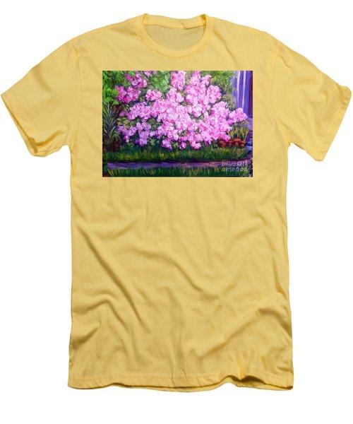 Azalea Spring Men's T-Shirt (Athletic Fit)