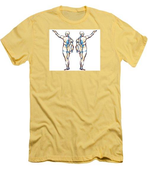 B E Y O N D Men's T-Shirt (Slim Fit) by John Jr Gholson