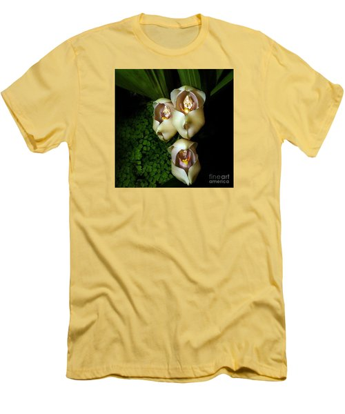 Babies In The Cradle - Floral Oddity Men's T-Shirt (Athletic Fit)