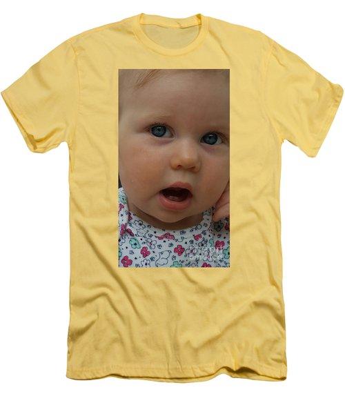 Baby Beauty Men's T-Shirt (Athletic Fit)
