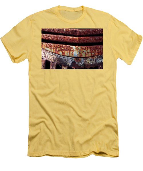 Men's T-Shirt (Slim Fit) featuring the photograph Bad Teeth by Christopher McKenzie