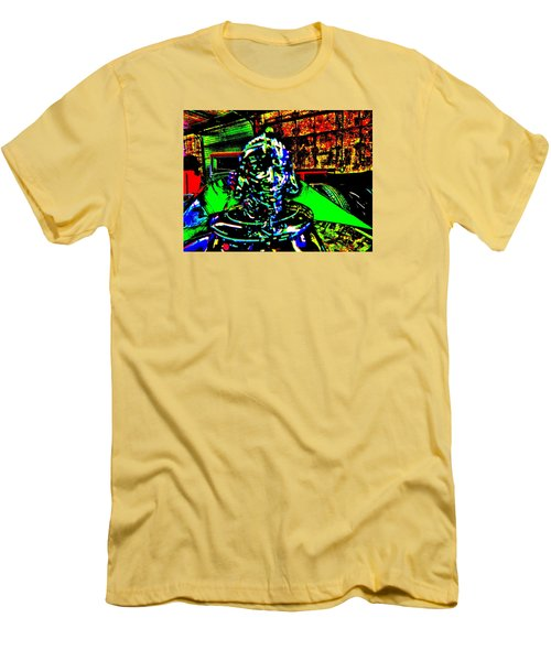 Bahre Car Show II 23 Men's T-Shirt (Slim Fit) by George Ramos