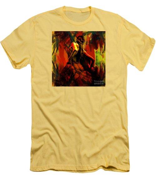 Ballet-c Men's T-Shirt (Slim Fit) by Gull G