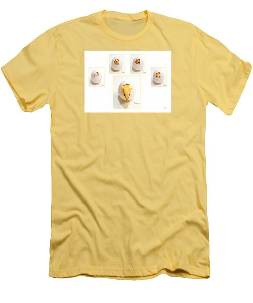 Barn Mouse Men's T-Shirt (Athletic Fit)