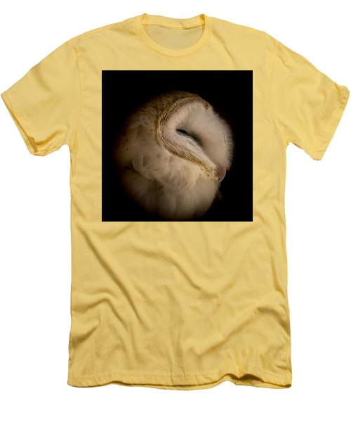 Barn Owl 6 Men's T-Shirt (Athletic Fit)