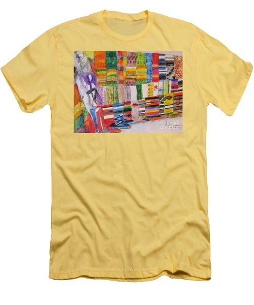 Bazaar Sabado - Gifted Men's T-Shirt (Athletic Fit)