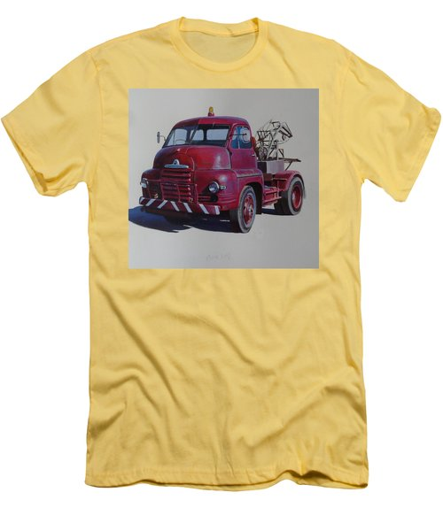 Bedford S Type Wrecker. Men's T-Shirt (Slim Fit) by Mike  Jeffries
