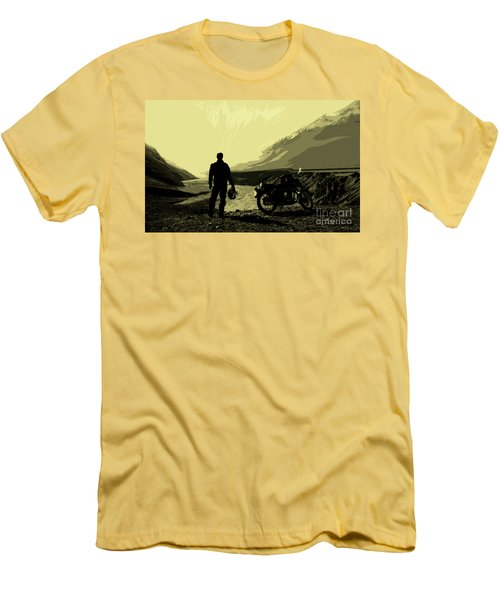 Being In The Movie II Men's T-Shirt (Athletic Fit)
