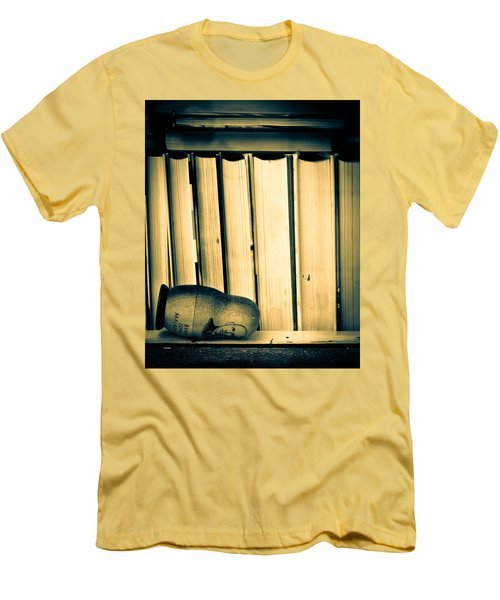 Being John Malkovich Men's T-Shirt (Slim Fit) by Bob Orsillo