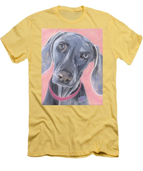 Bella Men's T-Shirt (Athletic Fit)