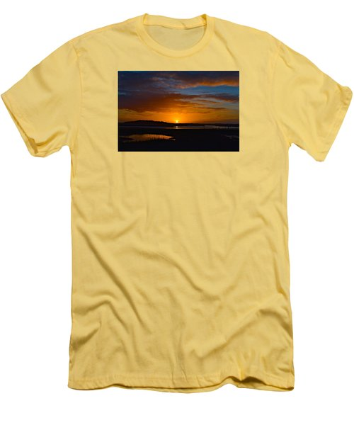 Best One This Year Men's T-Shirt (Slim Fit) by Laura Ragland