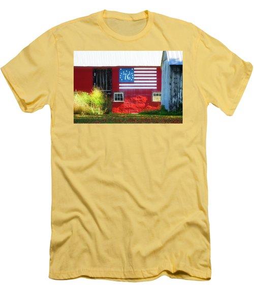 Bicentennial Men's T-Shirt (Athletic Fit)
