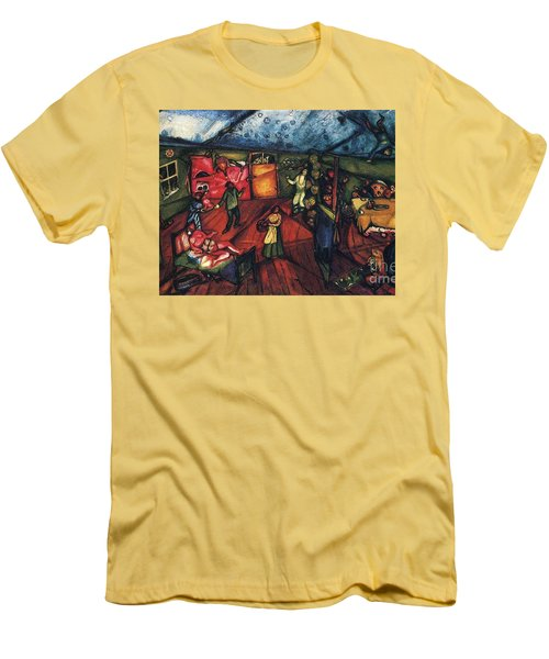Birth Men's T-Shirt (Athletic Fit)