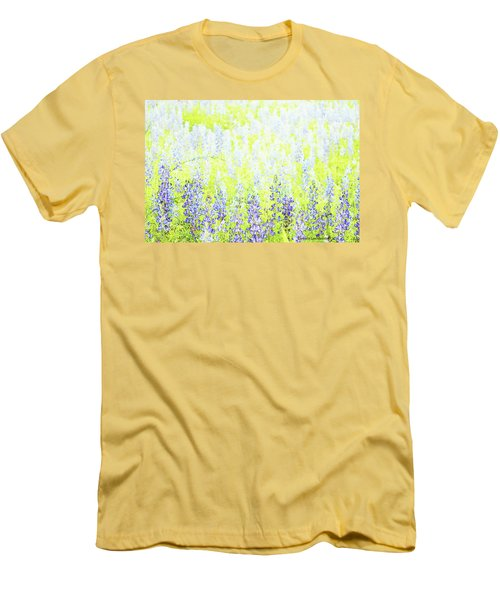 Blue Bonnet Impressions II Men's T-Shirt (Athletic Fit)