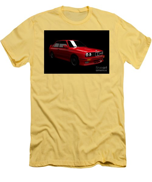 Bmw M3 E30 Men's T-Shirt (Athletic Fit)