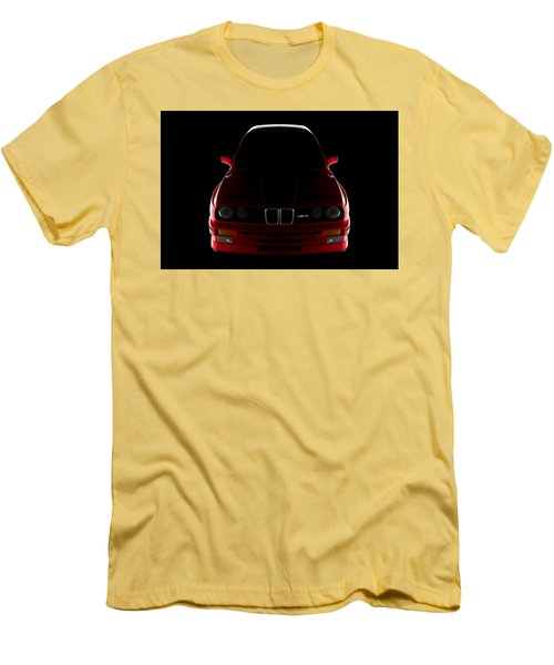 Bmw M3 E30 - Front View Men's T-Shirt (Athletic Fit)