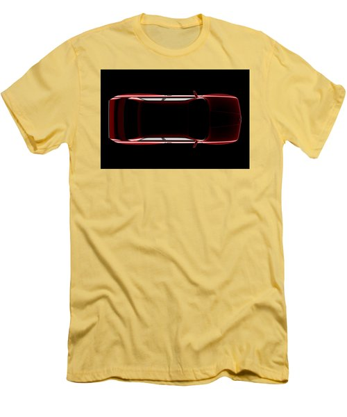 Bmw M3 E30 - Top View Men's T-Shirt (Athletic Fit)