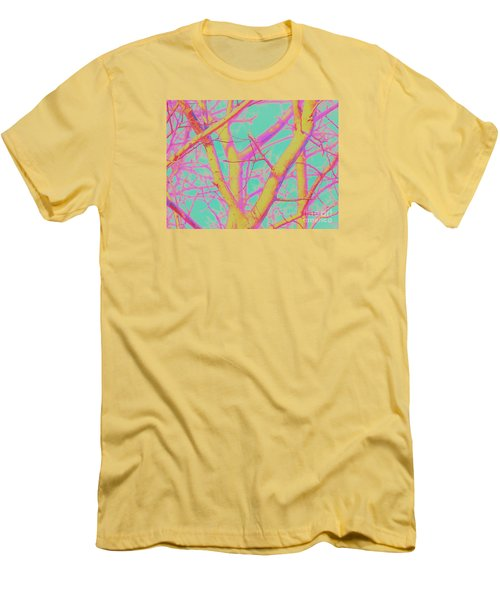 Branching Out 2 Men's T-Shirt (Athletic Fit)