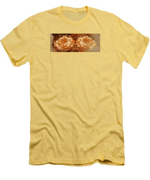 Bronzed Men's T-Shirt (Athletic Fit)