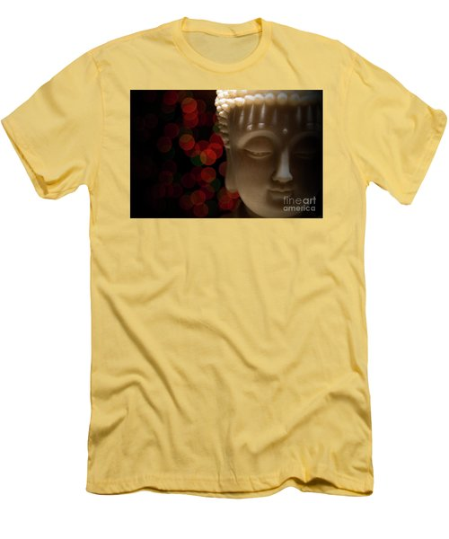 Men's T-Shirt (Slim Fit) featuring the photograph Buddha by Brian Jones