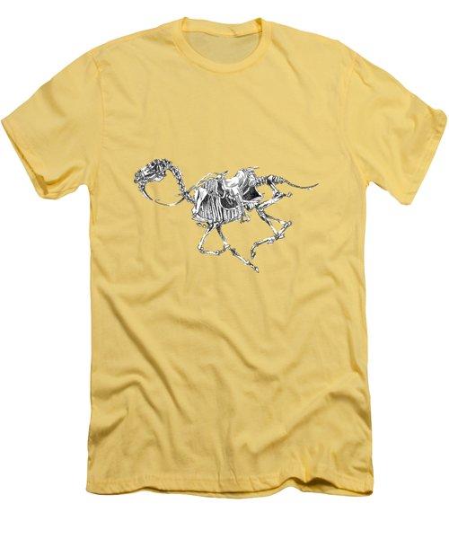 Caballo Muerto Men's T-Shirt (Slim Fit) by Julio Lopez