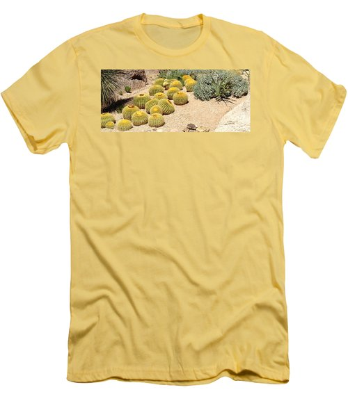 Cactus Parade Men's T-Shirt (Athletic Fit)
