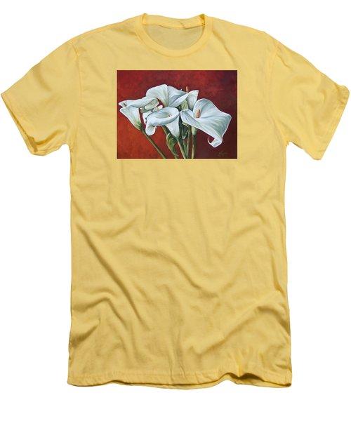 Calas Men's T-Shirt (Athletic Fit)