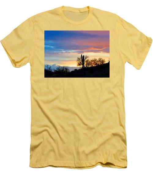 Calling  Men's T-Shirt (Athletic Fit)