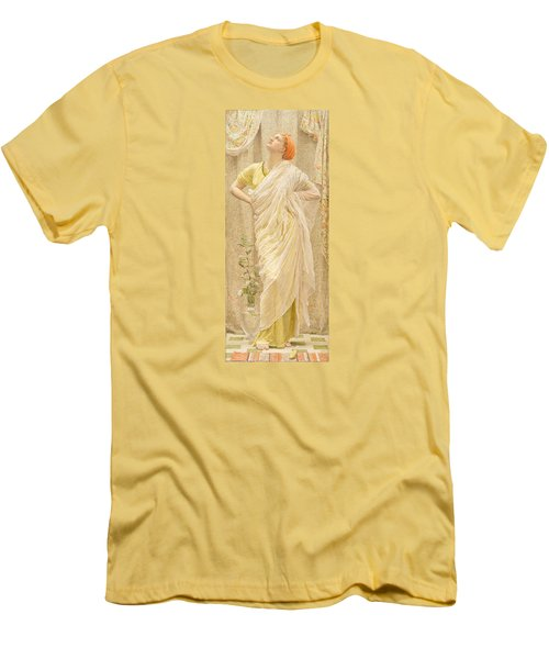 Canaries Men's T-Shirt (Athletic Fit)