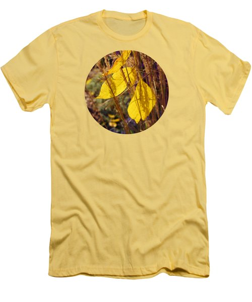 Catching Some Gold Men's T-Shirt (Athletic Fit)