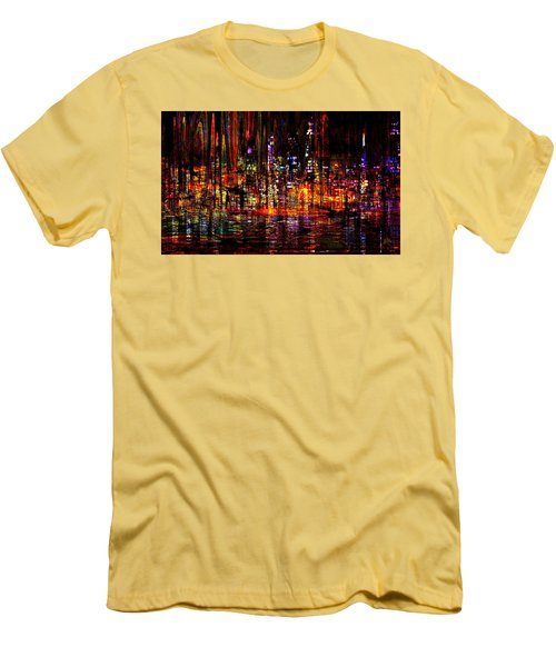 Celebration In The City Men's T-Shirt (Athletic Fit)
