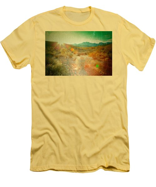 Men's T-Shirt (Slim Fit) featuring the photograph Charm by Mark Ross
