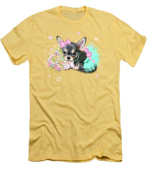 Chichi Sweetie Men's T-Shirt (Athletic Fit)