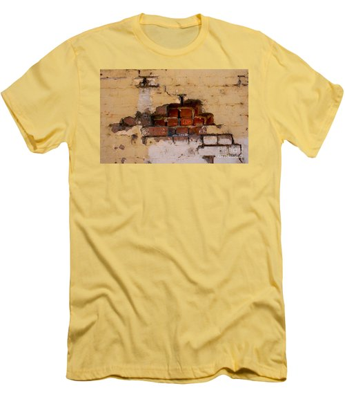 Chico Wall 79 Men's T-Shirt (Slim Fit) by Suzanne Lorenz